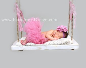 READY TO SHIP!!! Photo Prop Swing Newborn photography prop hand made