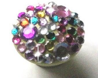 Hand made Sparkle bling bling drawer knobs