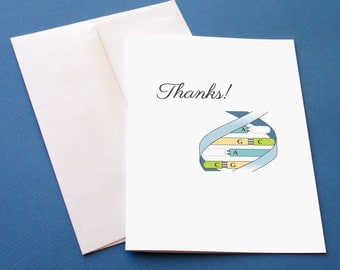 RNA thank you card