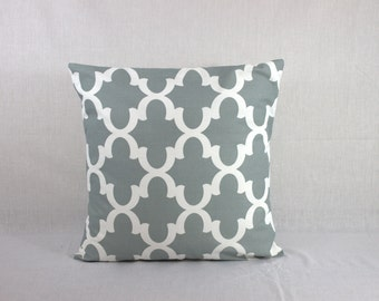 Grey Pillow Cover - Decorative Pillows for Couch - Pillow Covers 0006