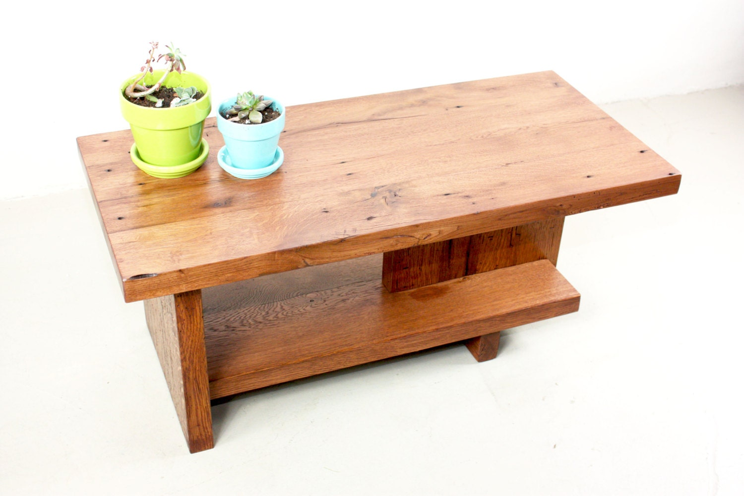Reclaimed Wood Coffee Table With Modern Reclaimed Barn Wood