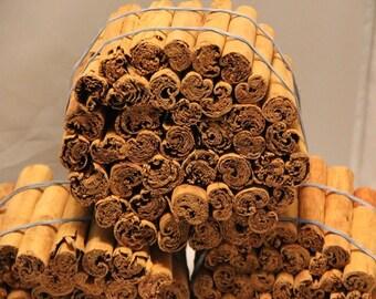 Pure Ceylon ALBA Cinnamon Sticks Organic Sri Lanka Finest Quality
