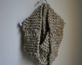 The Sawyer Chunky Knit Cowl