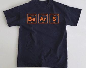 Periodic Bears Chicago Bears T Shirt