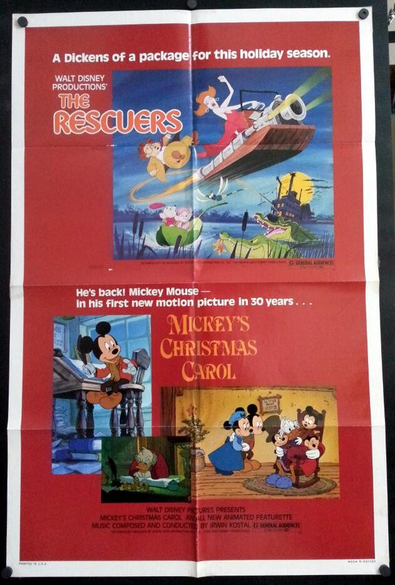 The Rescuers / Mickey'...