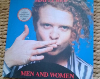 Simply Red - Men And Women LP