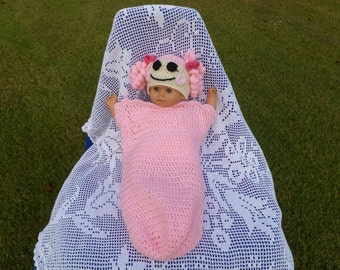 Lalaloopsy infant cocoon.