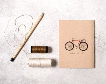 Bicycle notebook, Pocket Notebook