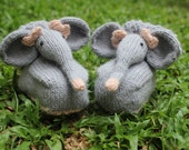 Elephant Booties for Tambra - only order this is you are Tambra!