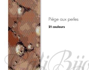 Piège aux perles - PATTERN