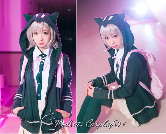 chiaki dangan ronpa cosplay - photo #10