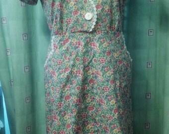 Vera 1940's day dress