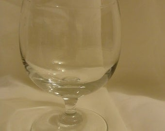 Clear Goblet ~ FREE Domestic Shipping