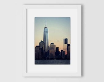 One World Trade Center Print | New York City | Architecture Photography