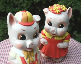 Popular items for large piggy bank on etsy - Jumbo piggy banks for adults ...