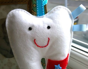 Childrens Tooth Fairy Hanger