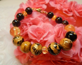 Feng Shui Dragon Lucky Bracelet