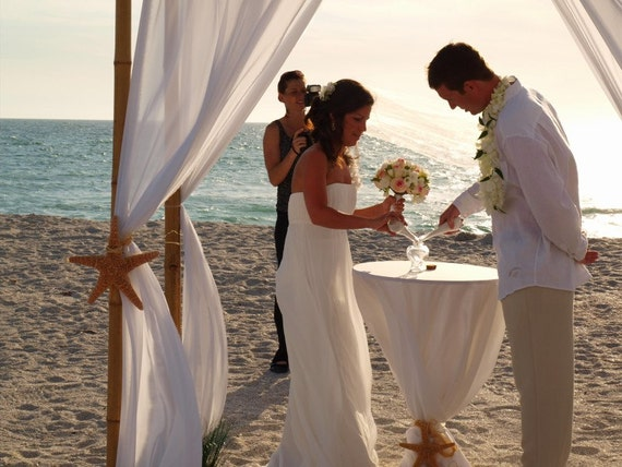 Unity Sand Ceremony Set Choice Of Sand By BeachWeddingSupply