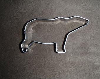 Scandinavian Swedish Arctic Polar Bear Cookie Cutter #939382