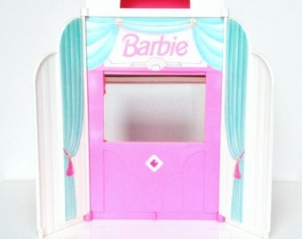 Vintage Barbie Movie Theater