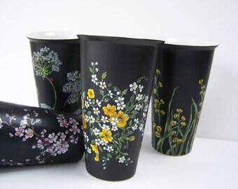 Personalize your own botanical travel mug