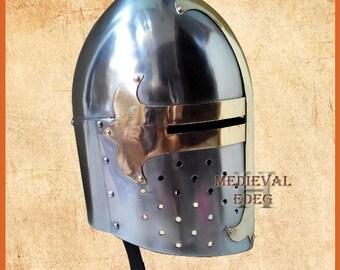 Medieval Sugarloaf Helmet