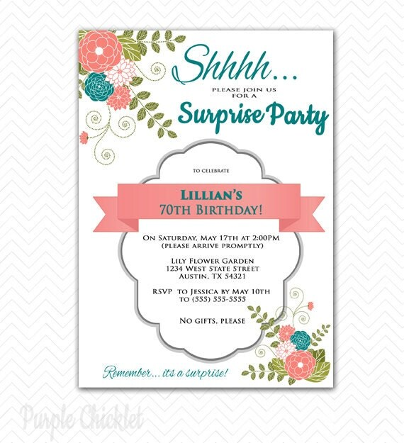 18Th Birthday Party Invitations Free for luxury invitation template