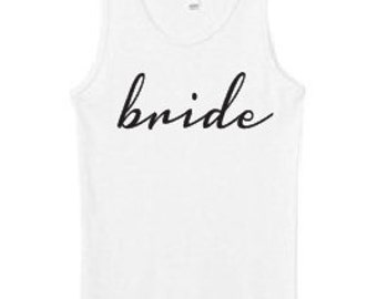 Bridal Party Iron On Decal You Choose the Colors