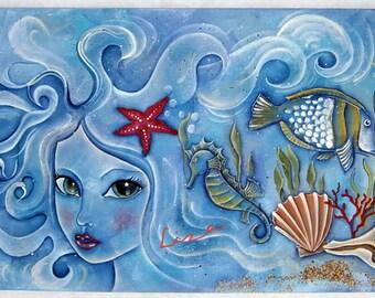 E-Pattern: Mermaid