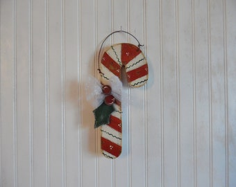 Candy Cane Door/Wall Hanging