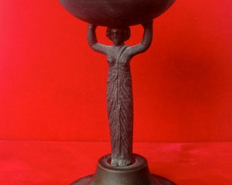 Metal incense Burner from the 1920's