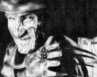 Freddy Poster