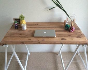 Trestle Table 120cm: Removable Top & Choice of Trestle Colour