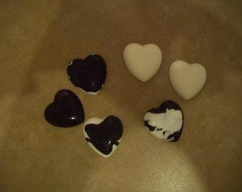 Chocolate Mini Hearts