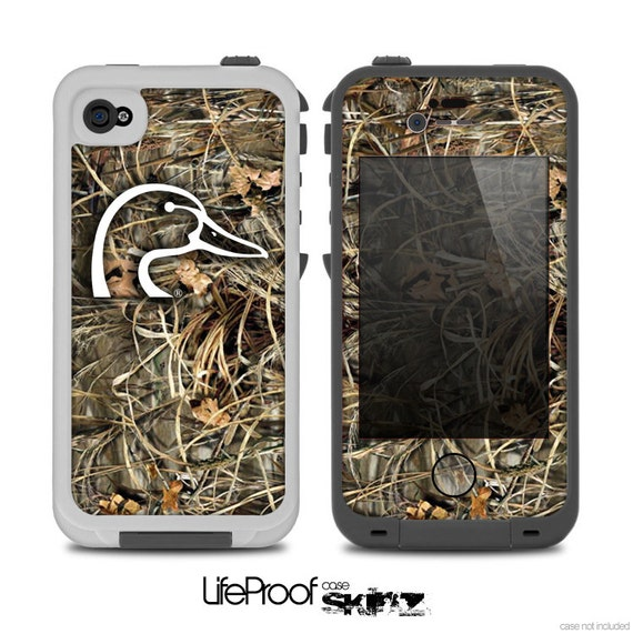 camo lifeproof case iphone 5c items similar to the white duck amp real camouflage max 16751