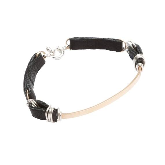 the midas gs mens womens gold bracelet 7 5 wrist