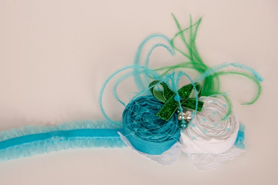 Under The Sea boutique headband made by by ...