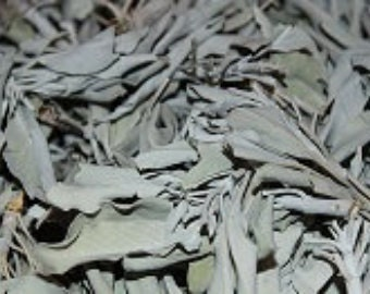 1 lb California White Sage