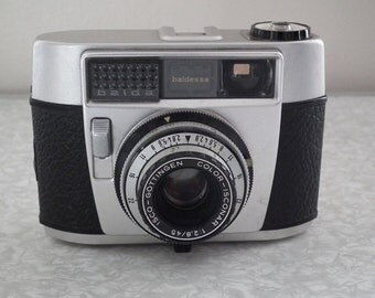 Vintage Balda Baldessa 35 mm film camera