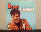 Elvis Presley - Clambake -  Vinyl Record Lp Album