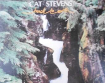 Cat Stevens - Back To Earth - vinyl record