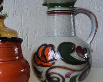 Ü-Keramik (uebelacker) jug / vase