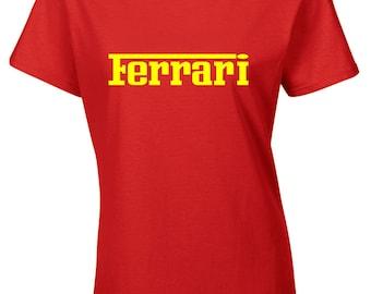 Ferrari Women's Tee