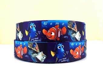 5 YDS Finding Nemo Ribbon