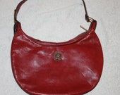 Etienne Aigner, Large Maroon Purse, Excellent