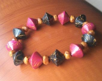 Golden Glamour Bracelet