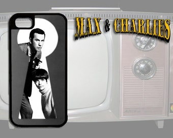 Get Smart  iPhone 6/5/5c/4 Case -Samsung Galaxy S4/S5 Caseand S3-Phone Cover