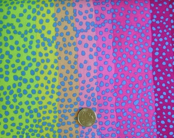 OMBRE PINK - by Kaffe Fassett sold in 1/2 yard increments
