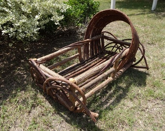 Willow cradle