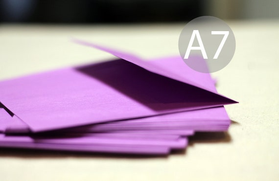 https://www.etsy.com/listing/174993274/a7-radiant-orchid-purple-envelopes-525-x